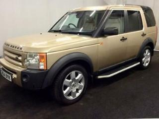 LANDROVER DISCOVERY 3 2.7TD HSE>PRICE REDUCED>REAR E/TAINMENT>7SEAT>DRIVES GREAT