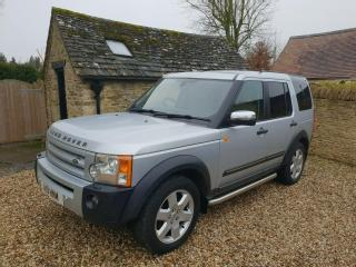 Landrover Discovery 3 TDV6 HSE