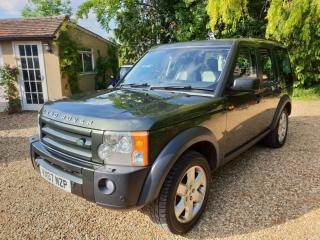 Landrover discovery hse 3 tdv6 2.7 diesel auto 57 reg seven seater