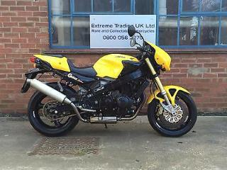 Laverda Ghost Strike 650 Rare example with low mileage