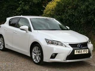 Lexus CT 200h 200h Advance CVT s/s 5dr