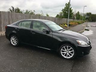 Lexus IS 200d 2.2TD 2011MY Advance 4dr