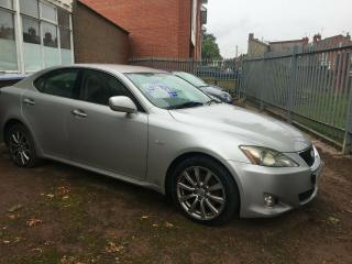 lexus is 220 diesel spares or repairs starts has mot