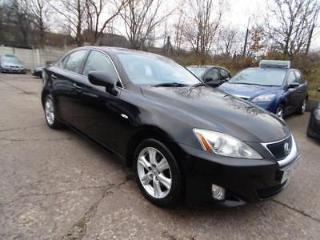 Lexus IS 220D BLUETOOTH + FINANCE AVAILABLE