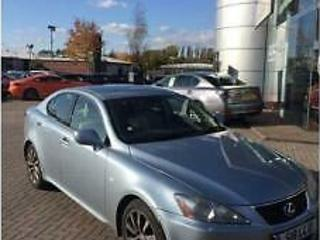 LEXUS IS 250 2.5 SE L 2007 HIGH SPEC + PETROL + AUTOMATIC