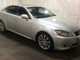 LEXUS IS 250 SE >REDUCED PRICE OFFER FULL MOT >LEATHER >HISTORY >DRIVES GOOD