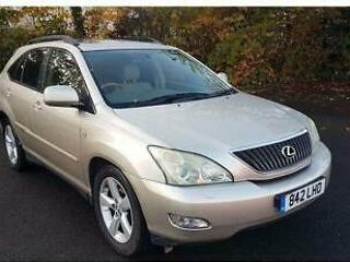 LEXUS RX 300 3.0 SE L 2003 HIGH SPEC + BELOW AVERAGE MILEAGE + NEW SHAPE