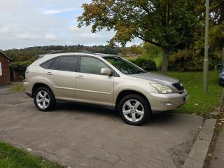 LEXUS RX 300 SE L AUTO LOW MILEAGE PRIVATE FAMILY CAR EXCELLENT CONDITION