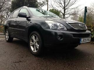 Lexus RX 400 Hybrid Limited Edition Low Mileage 1 Owner Lovely RX PX Welcome