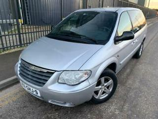 LHD Left Hand Drive 2008 Chrysler Grand Voyager 2.8 CRD LX 5dr MPV 7 Seater