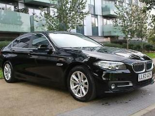 LHD LEFT HAND DRIVE BMW 518 2.0d AUTOMATIC 2013 Luxury UK REG ULEZ EXEMPT