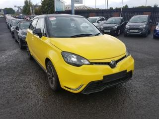 Mar 2016 MG MG3 1.5 VTi TECH 3Style 5dr [Start Stop]