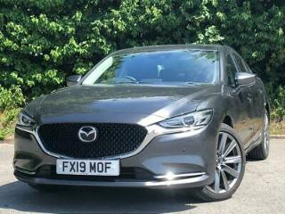 MAZDA 2.0 SPORT NAV PLUS 4DR MACHINE GREY