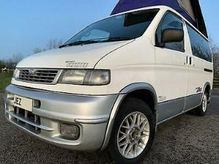 MAZDA BONGO 2.5TD FULL TIME FOUR WHEEL DRIVE! SIDE CONVERSION ONLY 51K MILES!