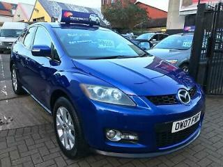 Mazda CX 7 2.3 DISI MZR 2 KEEPERS FROM NEW