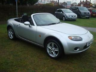 Mazda MX 5 2.0i Option pk Convertible