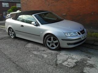 MAZDA SOLD 4 SALE 2006 SAAB 9 3 18T CONVERTIBLE 144000 MLS HPI CLEAR MOT AUGUST