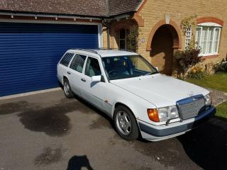 Mercedes 300TE Estate Petrol W124 1990