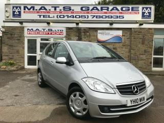 Mercedes A160 * CAR NOW SOLD