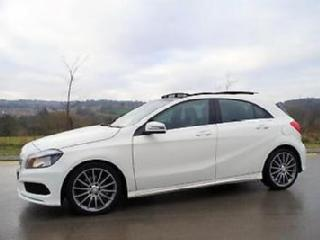 MERCEDES A200 CDi AMG SPORT 2014 64 PLATE, AUTO * PAN ROOF