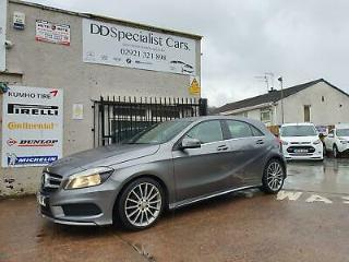 Mercedes Benz A180 AMG Sport 1.5CDI BlueEFFICIENCY