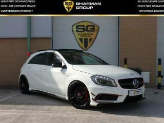 Mercedes Benz A45 2.0 360bhp 4MATIC 7G DCT 2014.5MY AMG