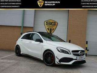 Mercedes Benz A45 2.0 360ps 4MATIC 7G DCT 2015.5MY AMG