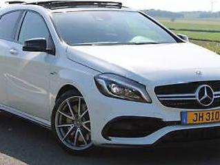 Mercedes Benz A45 AMG 2.0 376 BHP 4MATIC Speedshift DCT 2017 LEFT HAND DRIVE LHD