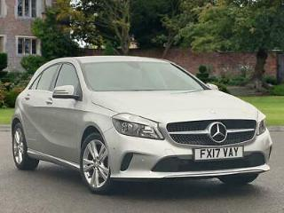 Mercedes Benz A Class 2017 Diesel A180d Sport Executive 5dr Hatchback
