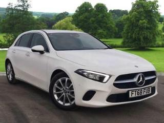 Mercedes Benz A Class 2018 Diesel A180d Sport Executive 5dr Auto Hatchback