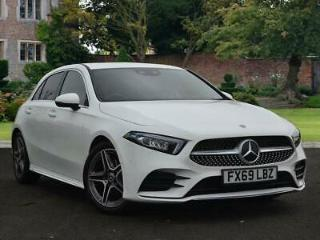 Mercedes Benz A Class 2019 A180 AMG Line Executive 5dr Auto Hatchback