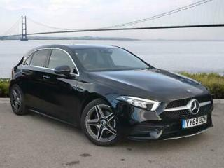 Mercedes Benz A Class 2019 A180 AMG Line Executive 5dr Hatchback