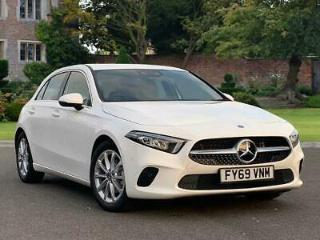 Mercedes Benz A Class 2019 A180 Sport Executive 5dr Auto Hatchback