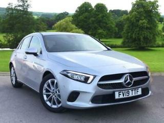 Mercedes Benz A Class 2019 Diesel A180d Sport Executive 5dr Auto Hatchback