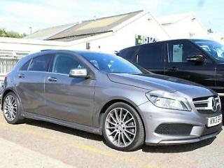 Mercedes Benz A Class A220 Cdi Blueefficiency Amg Sport 5dr DIESEL 2013/13