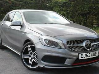 Mercedes Benz A Class A250 Engineered by AMG 5dr Auto