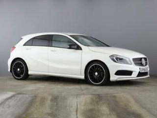 Mercedes Benz A Class Special Editions A180 CDI AMG Night Edition 5dr 2015