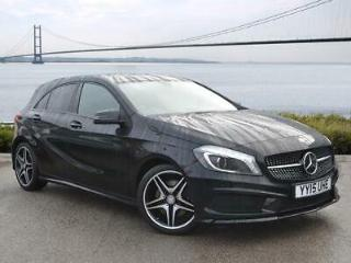 Mercedes Benz A Class Special Editions A220 CDI AMG Night Edition 5dr Auto 2015