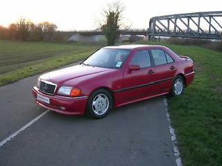 Mercedes Benz C180 1.8 Classic 4 door Saloon