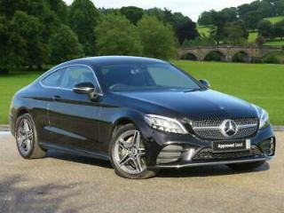 Mercedes Benz C Class 2018 C200 4Matic AMG Line 2dr 9G Tronic Coupe