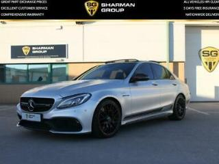 Mercedes Benz C Class 4.0 C63 AMG S Edition 1 Speedshift MCT s/s 4dr