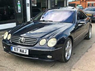 Mercedes Benz CL500 5.0 auto CL500