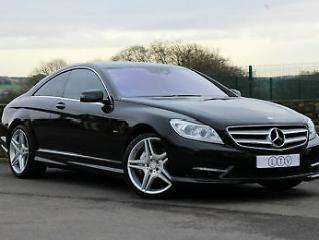 Mercedes Benz CL 500 4.7 F 7G Tronic CL 500 BlueEFFICIENCY