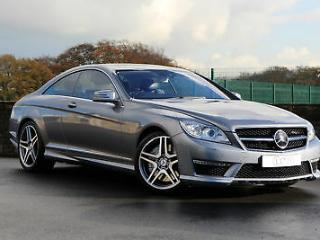 Mercedes Benz CL 63 AMG 5.5 7G Tronic AMG