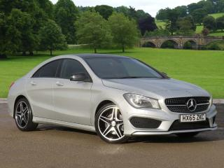Mercedes Benz CLA Class Diesel CLA 220 CDI AMG Sport 4dr Tip Auto Coupe 2015, 14003 miles, £20498