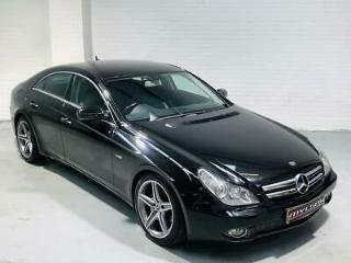 Mercedes Benz CLS 350 CDi Final Edition Auto 2010 Diesel Black Coupe AMG Wheels