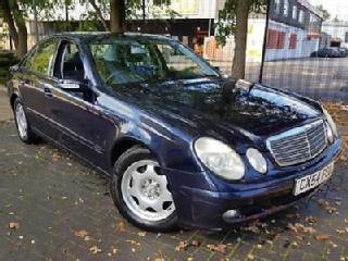Mercedes Benz E220 2.1TD auto 2004MY CDI Classic A FANTASTIC LOW MILEAGE EXAMPLE