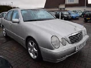Mercedes Benz E240 2.6 auto 2001MY Avantgarde Automatic Petrol