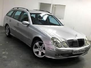 Mercedes Benz E240 2.6 auto 2004MY Avantgarde LOVELY CAR INSIDE AND OUT £1995
