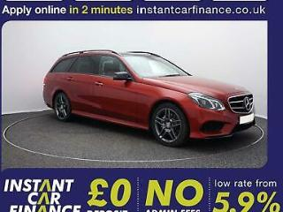 Mercedes Benz E250 2.1CDI 204ps Premium 7G Tronic Plus 2016MY AMG Night